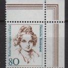 Germany 1994- Scott 1723 MNH- 80 pf, Rahel Varnhagen von Ense (G-165)