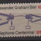 USA 1976 - Scott 1683 used - 13c, Alexander Graham Bell Telephone Cent. (o-43)