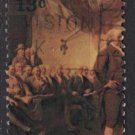 USA 1976 - Scott 1692 used - 13c, declaration independence, July 4. 1776 (o-47)