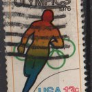 USA 1976 - Scott 1697 used - 13c, Winter Olympic, Running  (i-357)