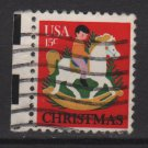 USA 1978 - Scott 1769 used - 13c, Child on hobby Horse, Christmas (o-91)
