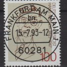 Germany 1993 - Scott 1792 CTO - 100 pf, Hans Fallada    (N-244)