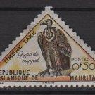 Mauritania 1963 - Scott J26 MH - 50c, Birds, Vulture  (o-679)
