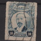 Mexico 1917 - Scott 614a used - 10c, JF I Madero (o-392)