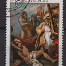 Burundi Airmail 1970 - Scott C122 used - 15 fr, Easter (P-610)