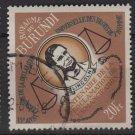 Burundi 1963 - Scott 67 CTO - 20 fr UNESCO  (Ra-42)