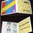 Germany 1987/96 - Scott 1528b Booklet pane of 4 Mint - Historic sites (ma-101)