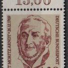 Germany 1969 - Scott 1013 MNH - 30 pf, Ernst M Arndt