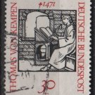Germany 1971 - Scott 1066 MNH - 30pf, Thomas à Kempis  (T -268)