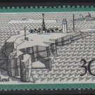 Germany 1971/72 - Scott 1069 MNH - 30pf, Heligoland (T-594)