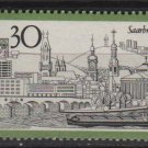 Germany 1973 - Scott 1106  MNH - 30 pf, Saarbrucken (W-439)