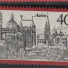 Germany 1973 - Scott 1109 MNH - 40 pf, Aachen (2 - 115)
