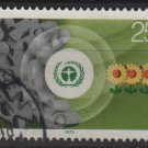 Germany 1973 -Scott 1119 used- 25 pf, Environment protection (2-569)