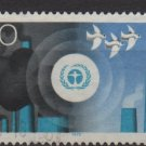 Germany 1973 - Scott 1122 used - 70pf, clean Air (Ra-5)