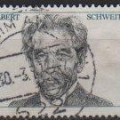 Germany 1975 - Scott 1160 used - 70pf, Dr. Albert Schweitzer (2-685)