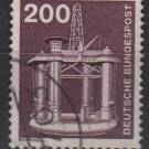 Germany 1975/82 - Scott 1188 used - 200pf, OIl drilling  (3-120)