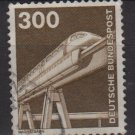 Germany 1975/82 - Scott 1191 used - 300pf, Electro RR (3-131)