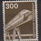 Germany 1975/82 - Scott 1191 used - 300pf, Electro RR (3-131)