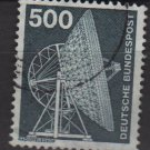 Germany 1975/82 - Scott 1192 used - 500pf, Telescope  (3-251)