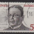 Germany 1975 - Scott 1201 used - 50pf, Matthias Erzberger   (3-285)