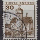 Germany 1977 - Scott 1234 used - 30pf, Ludwigstein (3-539)