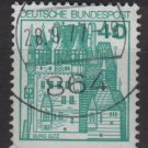 Germany 1977 - Scott 1235 used - 40pf, Eltz (3-520)