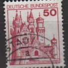Germany 1977/79 - Scott 1236 used - 50pf, Neuschwanstein  (3-646)