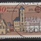Germany 1978 - Scott 1271 used - 50pf, Regensburg, Europa (4-138)