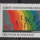 Germany 1979 - Scott 1299 MNH - 60pf, Einstein Nobel Prize (C-718)