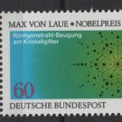 Germany 1979 - Scott 1301 MNH - 60pf, Max Von Laue Nobel Prize (4-627)
