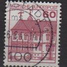 Germany 1979/82 - Scott 1311 used - 60pf, Rheydt (G-700)