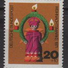 Germany 1971 - Scott B480 MNH - 20pf + 10pf, Christmas  (G-689)