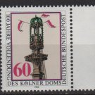 Germany 1980 - Scott  1339 MNH - Cologne Cathedral Finial (5 - 633)