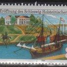 Germany 1984 -  Scott 1427  MNH - 80pf, Schleswig-Holstein canal  (11-282)