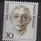 Germany 1986 - Scott 1478 used - 30pf, Famous Women, Kathe Kollwitz (11-407)