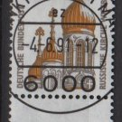 Germany 1987 - Scott 1533 CTO - 170pf, Russian Church Wiesbaden(12-611)