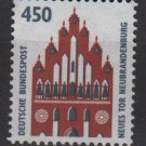 Germany 1987 -Scott 1539 MNH- 450pf  Neu gate Neubrandenburg (12-637)