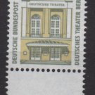 Germany 1987 - Scott 1540A MNH -700pf German Theater Berlin (12-658)