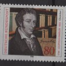 Germany 1988 - Scott 1560 MNH - 80pf, Leopold Gmelin (i-260)