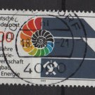 Germany 1989 - Scott 1588 used - Trade Union Mining & Power (12-715)