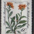 Germany 1983 - Scott B612 MNH - 60 + 30pf, Flowers (E - 290)