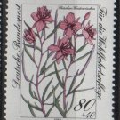 Germany 1983 - Scott B613 MNH - 80 + 40pf, Flowers (12-717)