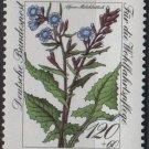 Germany 1983 - Scott B614 MNH - 120 + 60pf, Flowers (12-719)