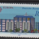 Germany 1990 - Scott 1602 MNH - 100 pf, Europa, Post office building (Q-482)