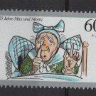 Germany 1990 - Scott B689 MNH - 60 + 30 pf, Max & Moritz (13-61)