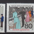 Germany 1990 - Scott B694-B696 (3) MNH - Post & telecommunication (13-67)
