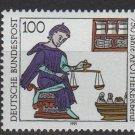 Germany 1991 - Scott 1620 MNH - 100pf, Pharmacy profession (J-668)