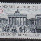 Germany 1991 - Scott 1622 MNH - 100pf, Brandenburg Gate (13-73)