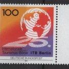 Germany 1991 - Scott  1625 MNH - 100pf, Tourism Exchange (13-80)