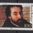 Germany 1991 - Scott 1627 MNH- Frederich Spee von Langenfeld (13-84)